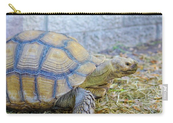 Walking Turtle Carry-all Pouch