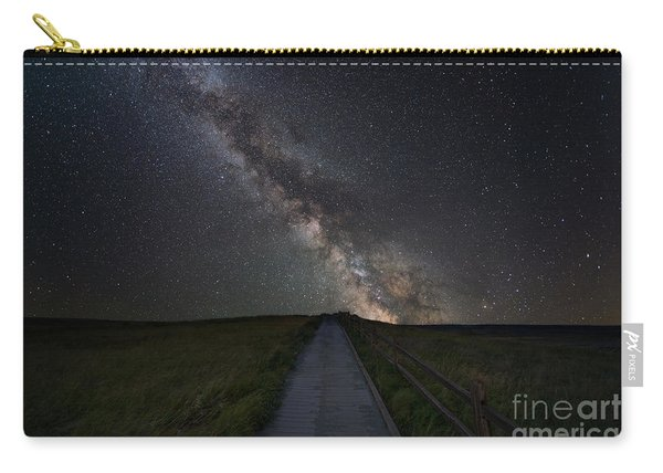 Walkway To The Stars Carry-all Pouch