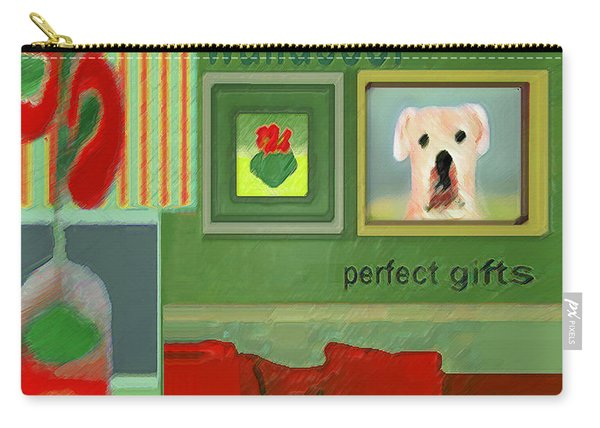 Wall Decor Painting   Carry-all Pouch