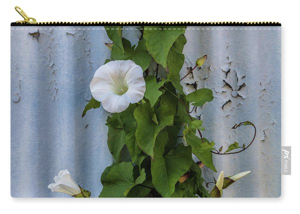 Wall Flower Carry-all Pouch