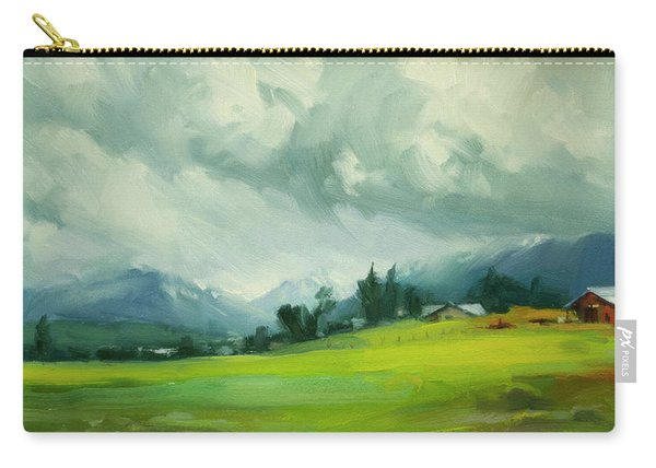 Wallowa Valley Storm Carry-all Pouch