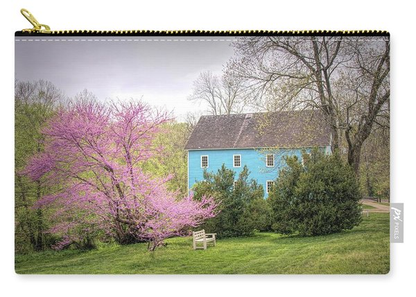Walnford In Spring Carry-all Pouch