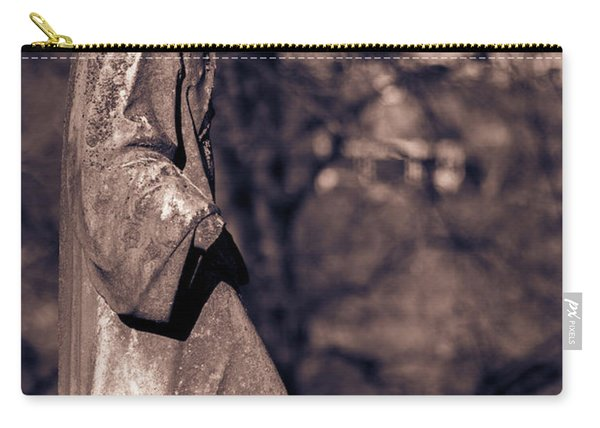 Wandering Lady Of Myrtle Hill Bw Carry-all Pouch