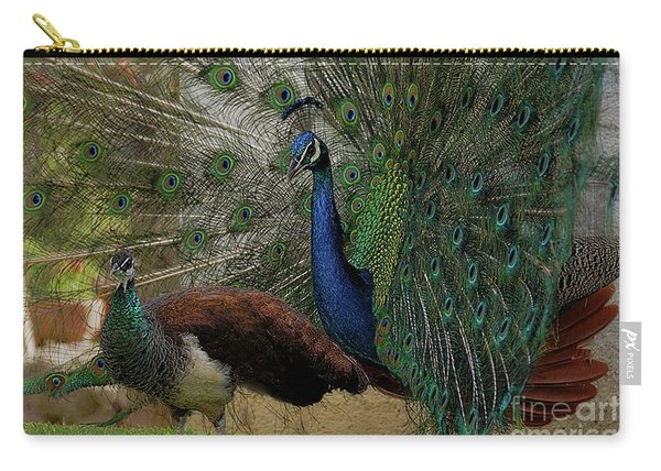Wandering Lovers Carry-all Pouch