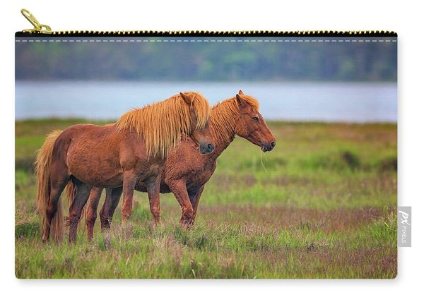 Wandering The Marsh Carry-all Pouch