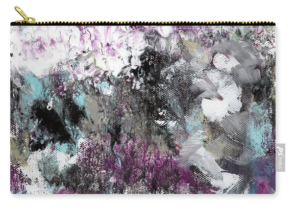 Wanderlust- Abstract Art By Linda Woods Carry-all Pouch