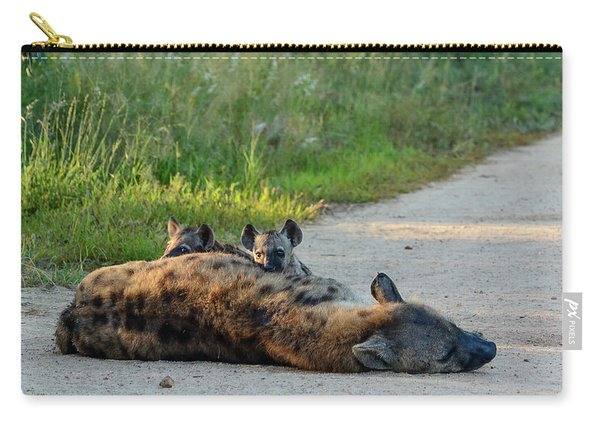 Warily Watching Carry-all Pouch