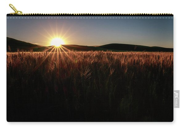 Warmth And Illumination Carry-all Pouch