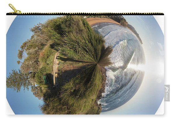 Warriewood Beach Carry-all Pouch