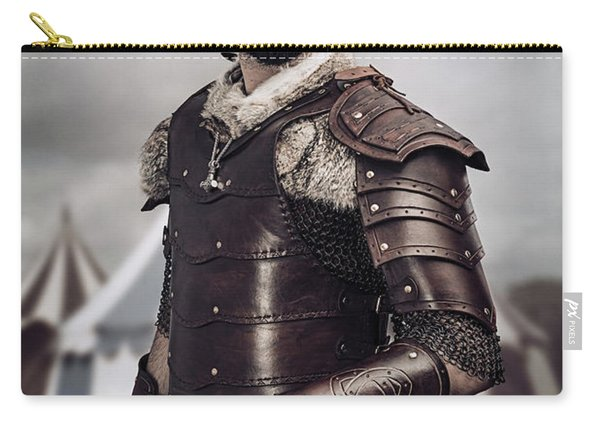 Warrior In Field Carry-all Pouch