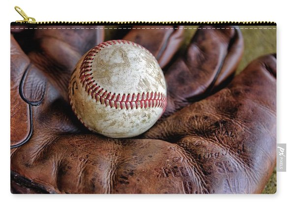 Wartime Baseball Carry-all Pouch