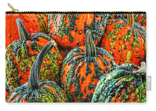 Warty Pumkins  Carry-all Pouch