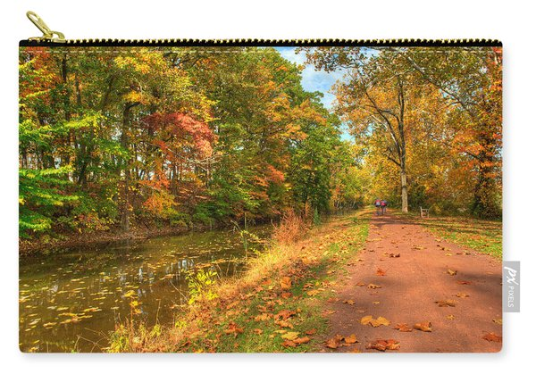 Washington Crossing Park Carry-all Pouch