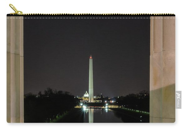 Washington Monument 2 Carry-all Pouch