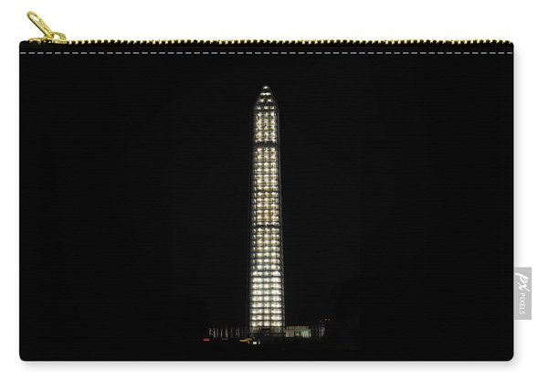 Washington Monument In Repair Carry-all Pouch