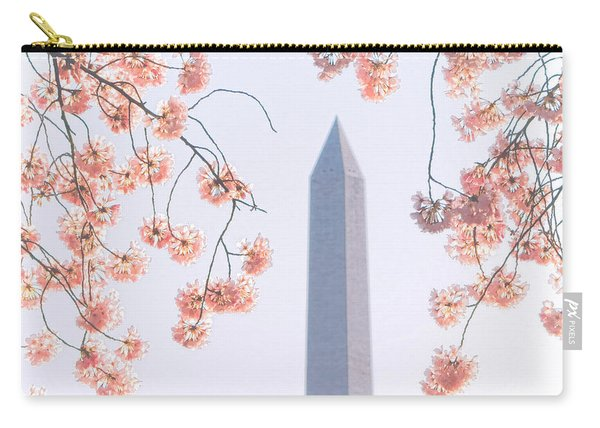Washington Monument Spring Celebration  Carry-all Pouch