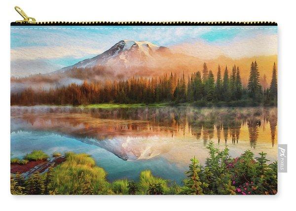 Washington, Mt Rainier National Park - 04 Carry-all Pouch