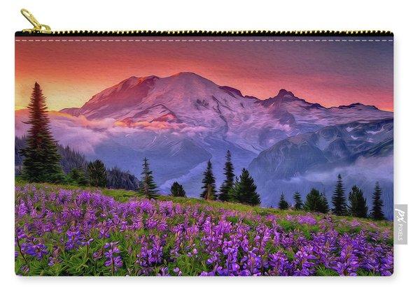 Washington, Mt Rainier National Park - 05 Carry-all Pouch