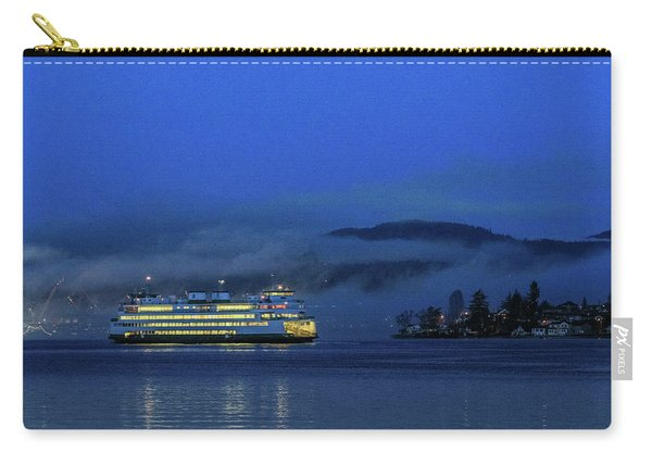 Washington State Ferry Hyak Carry-all Pouch