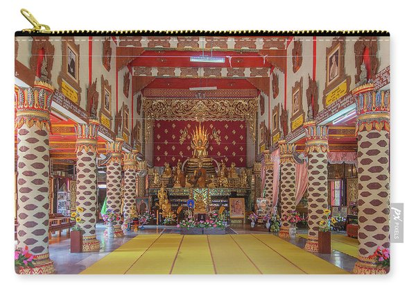 Wat Thung Luang Phra Wihan Interior Dthcm2104 Carry-all Pouch