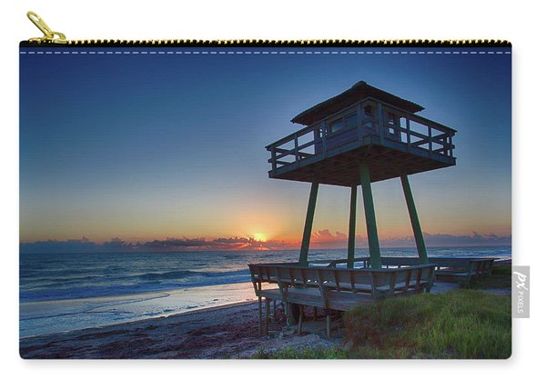 Watch Tower Sunrise 2 Carry-all Pouch
