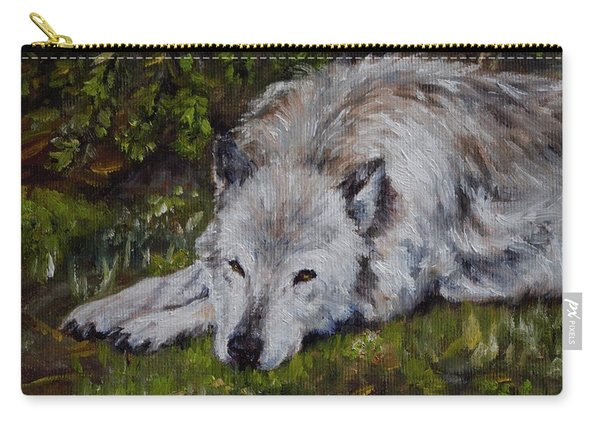 Watchful Rest Carry-all Pouch