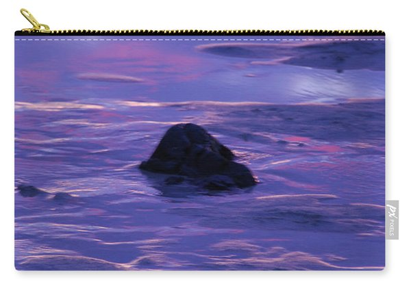 Water By Jenny Potter Carry-all Pouch