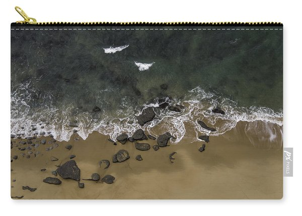 Water Dance Carry-all Pouch