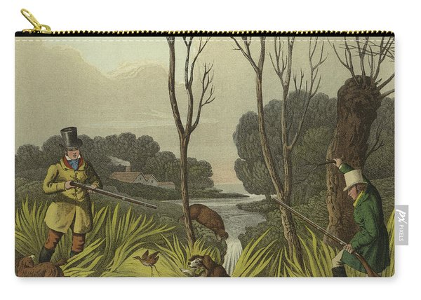 Water Hen Shooting Carry-all Pouch