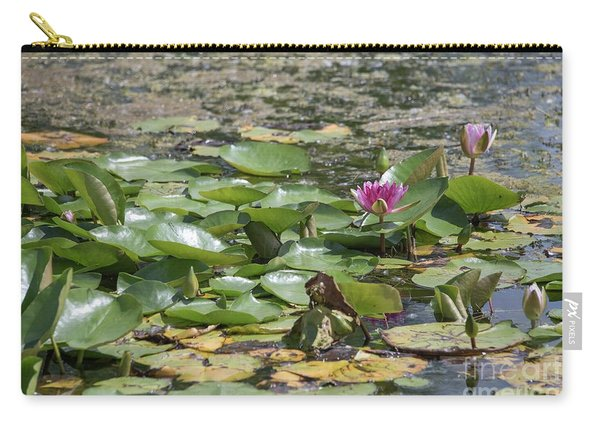 Water Lilies At Giverny Carry-all Pouch