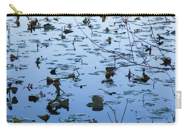 Water Lilies Autumn Song Carry-all Pouch