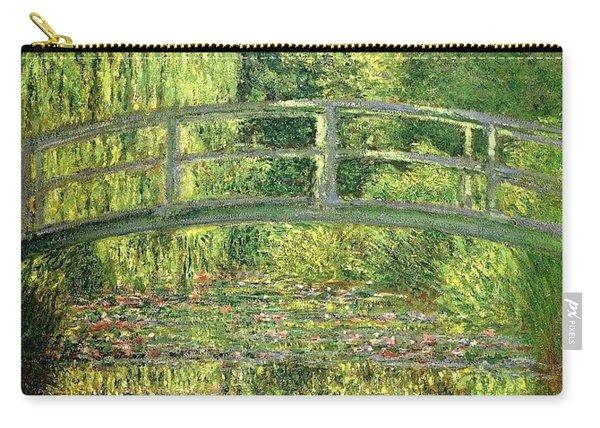 Water Lilies Claude Oscar Monet Carry-all Pouch
