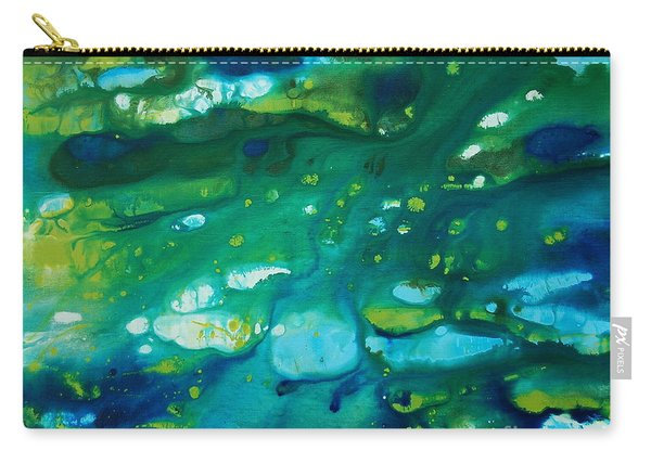 Water Movement Carry-all Pouch