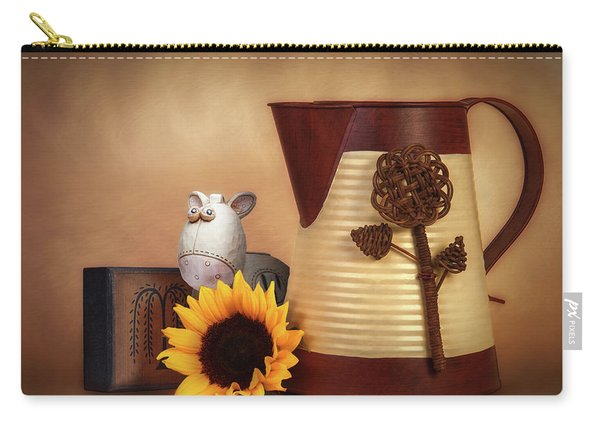Water Pitcher Still Life Carry-all Pouch