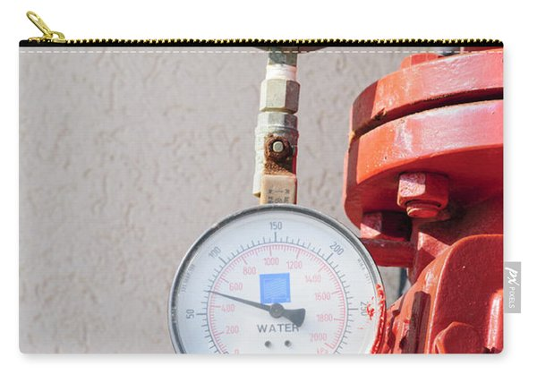 Water Pressure Gauge  Carry-all Pouch