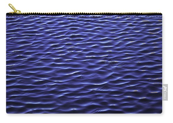 Water Waves Carry-all Pouch