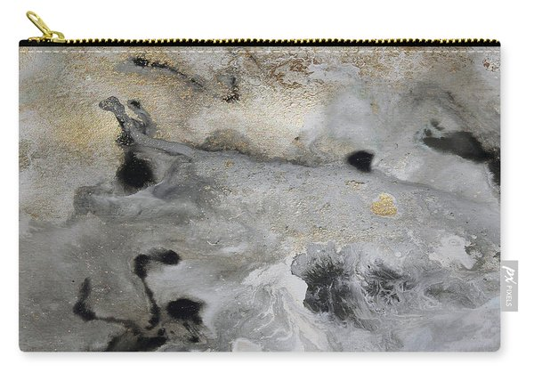 Watercolor Abstract Print - Diptych Part2 Carry-all Pouch
