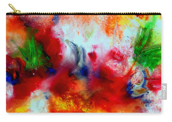 Watercolor Abstract Series G1015a Carry-all Pouch