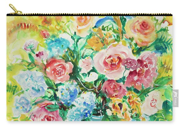 Watercolor Series 120 Carry-all Pouch