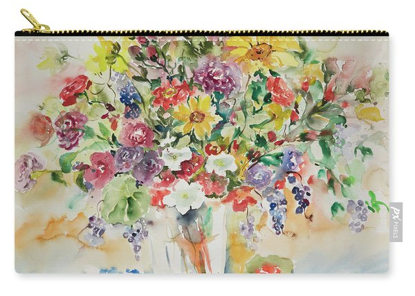 Watercolor Series 33 Carry-all Pouch