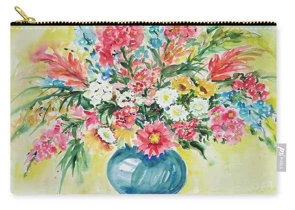 Watercolor Series 58 Carry-all Pouch