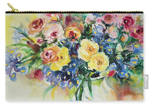 Watercolor Series 62 Carry-all Pouch