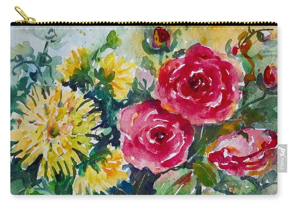 Watercolor Series No. 212 Carry-all Pouch