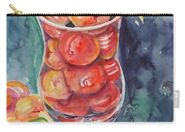 Watercolor Series No. 214 Carry-all Pouch