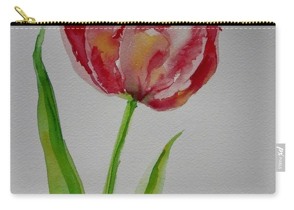 Watercolor Series No.  228 Carry-all Pouch