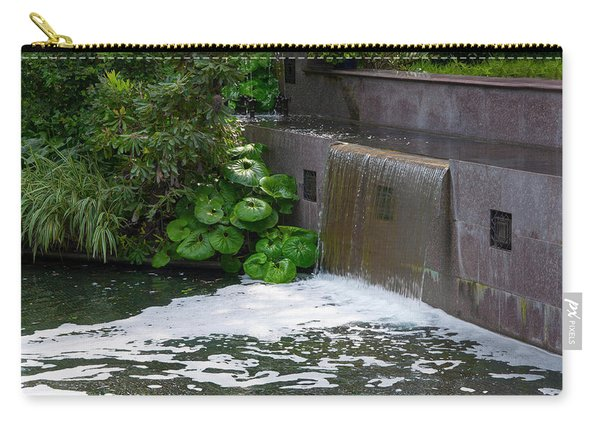Waterfall - Longwood Gardens Carry-all Pouch