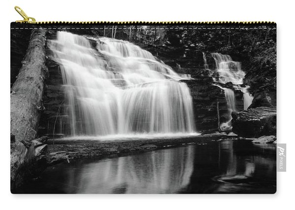 Waterfall Reflection Carry-all Pouch