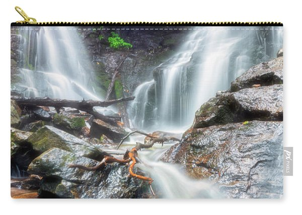 Waterfall Silence Carry-all Pouch