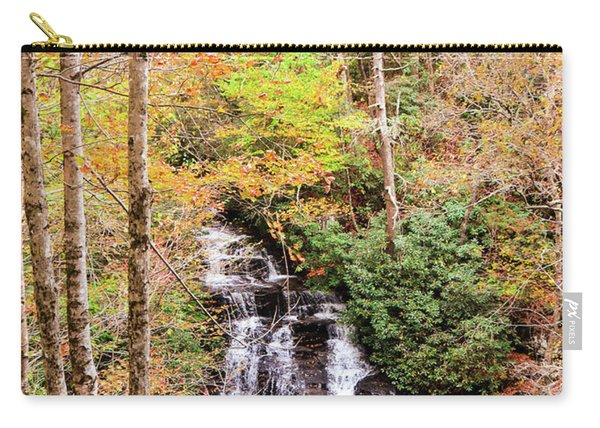 Waterfall Waters Carry-all Pouch