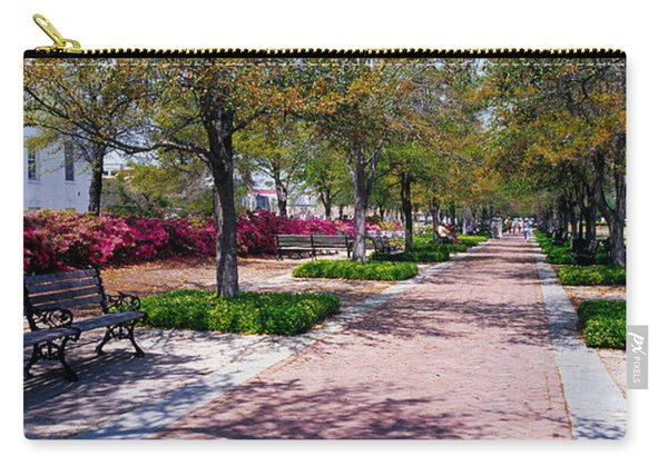 Waterfront Park Charleston Sc Usa Carry-all Pouch